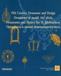 Clara Schmidt - Ornements et motifs XIXe siècle. 1 Cédérom