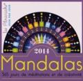 Clare Goodwin - Mandalas 2014 - 365 jours de méditations et de créativité.