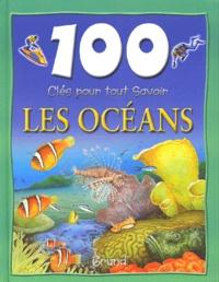 Clare Oliver - Les océans.