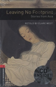 Clare West - Leaving No Footprint - Stage 3. 2 CD audio