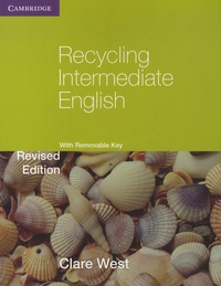 Clare West - Recycling Intermediate English - With Removable Key.