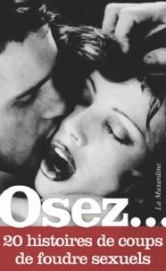 Deedr.fr Osez 20 histoires de coups de foudre sexuels Image