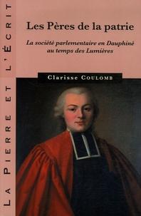 Checkpointfrance.fr Les Pères de la patrie - La société parlementaire en Dauphiné au temps des Lumières Image