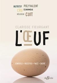 Clarisse Fieurgant - L'oeuf.