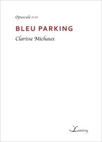 Clarisse Michaux - Bleu parking.