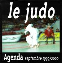 Clarisse Nénard - LE JUDO. - Agenda septembre 1999/2000.