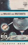 Clark Darlton et Jacqueline H. OSTERRATH - PDT VIRTUELPOC  : Perry Rhodan n°03 - La Milice des mutants.