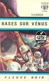Clark Darlton et Jacqueline H. OSTERRATH - PDT VIRTUELPOC  : Perry Rhodan n°04 - Bases sur Vénus.