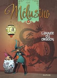 Clarke - Mélusine Tome 25 : L'année du dragon.
