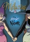 Clarke - Mélusine - tome 26 - En rose et noir.