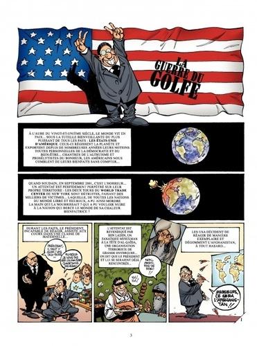 Mister President Tome 4 La guerre du Golfe