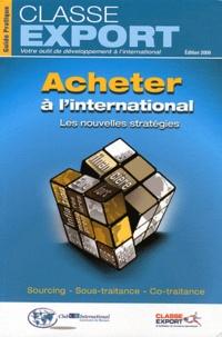 Acheter à linternational - Les nouvelles stratégies.pdf