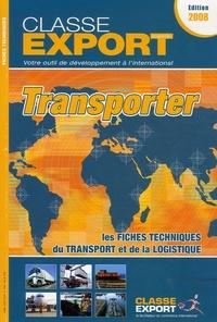 Classe Export - Transporter - Fiches techniques du transport et de la logistique.