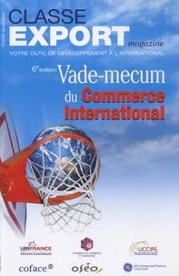 Classe Export - Vade-mecum du commerce international.