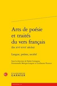 Satt2018.fr Arts de poésie et traités du vers français (fin XVIe-XVIIe siècles) - Langue, poème, société Image