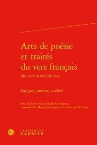 Deedr.fr Arts de poésie et traités du vers français (fin XVIe-XVIIe siècles) - Langue, poème, société Image