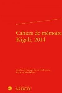 Histoiresdenlire.be Cahiers de mémoire, Kigali, 2014 Image