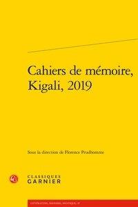 Corridashivernales.be Cahiers de mémoire - Kigali, 2019 Image