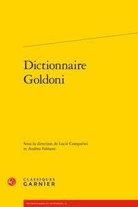 Ucareoutplacement.be Dictionnaire Goldoni Image