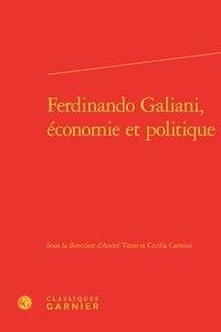 Histoiresdenlire.be Ferdinando Galiani, économie et politique Image
