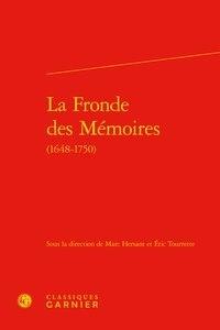 La fronde des mémoires (1648-1750).pdf