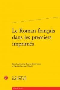Histoiresdenlire.be Le roman français dans les premiers imprimés Image