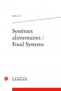 Histoiresdenlire.be Systèmes alimentaires / Food systems - N° 2, 2017 Image