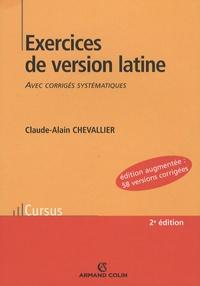 Exercices de version latine - Avec corrigés systématiques.pdf