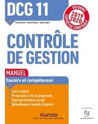 Claude Alazard et Romaric Duparc - Contrôle de gestion DCG11 - Manuel.
