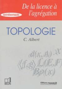 Claude Albert - Topologie.