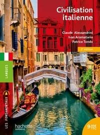 Claude Alessandrini et Ivan Aromatario - Civilisation italienne.