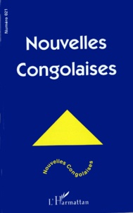 Claude-Alphonse N'silou et  Collectif - NOUVELLES CONGOLAISES NUMERO 21 SEPTEMBRE-OCTOBRE 1998.