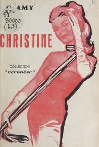 Claude Amy - Christine.