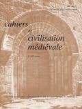 Claude Andrault - Cahiers de civilisation médiévale - Xe-XIIe siècles.