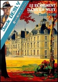 Claude Ascain - Le ricanement dans la nuit.