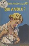 Claude Ascain - Qui a volé ?.