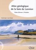 Claude Augris et Laure Simplet - Atlas géologique de la baie de Lannion.
