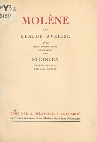 Claude Aveline et Paul Baudier - Molène.