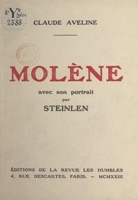 Claude Aveline et  Steinlen - Molène.