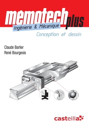 Claude Barlier et René Bourgeois - Ingénierie & Mécanique - Conception et dessin.