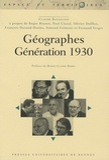 Claude Bataillon - Géographes - Génération 1960.