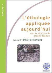 Léthologie appliquée - Volume 3, Ethologie humaine.pdf