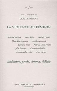 Claude Benoit - La violence au féminin.