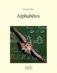 Claude Ber - Alphabêtes.