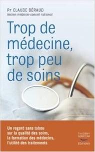 Birrascarampola.it Trop de médecine, trop peu de soins Image