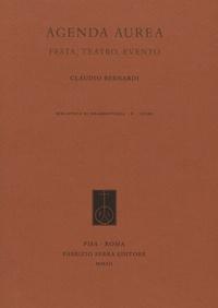Claude Bernardi - Agenda Aurea - Festa, teatro, evento.