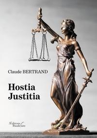 Claude Bertrand - Hostia Justitia.