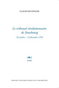 Le tribunal révolutionnaire de Strasbourg.pdf
