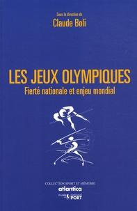 Claude Boli - Les jeux Olympiques - Fierté nationale et enjeu mondial.