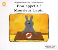 Claude Boujon - Bon appétit ! Monsieur Lapin.